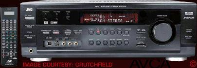 JVC RX8010V