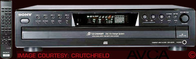 Sony CDPCE375