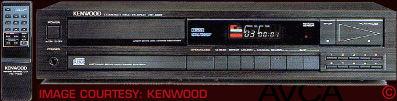 Kenwood DP860