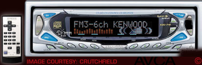 Kenwood KDC719