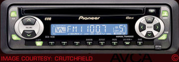 Pioneer DEH1400