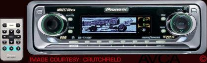 Pioneer DEHP7400MP