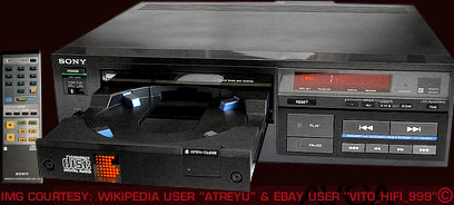 Sony CDP101