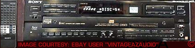 Sony CDPC89ES