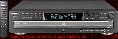 Sony SCDCE775