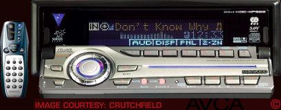 Kenwood KDCMP922