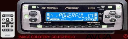 Pioneer DEHP2500
