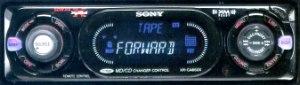 Sony XRCA650X