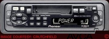 Pioneer KEHP2030