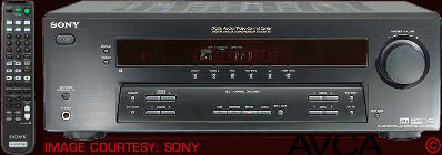 Sony STRDE595