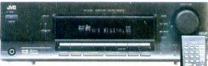 JVC RX6030V