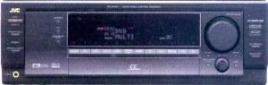 JVC RX8030V