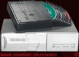 Kenwood KDCC669