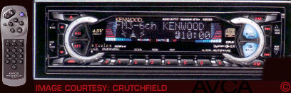 Kenwood KDCX717