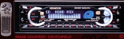 Kenwood KDCX817