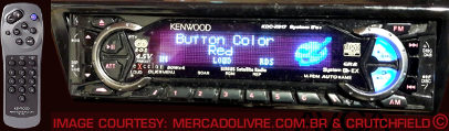 Kenwood KDCX917