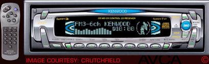 Kenwood Z727