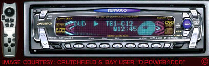 Kenwood Z910DVD