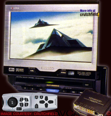Kenwood KVT910DVD