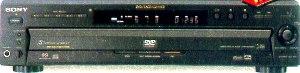 Sony DVPNC650V