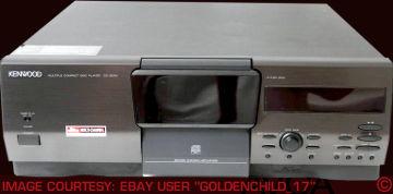 Kenwood CD323M