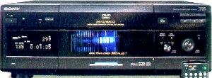 Sony DVPCX870D