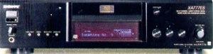 Sony SCDXA777ES