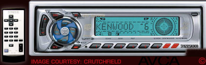 Kenwood KDCMPV7019