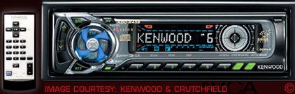 Kenwood KDCX459