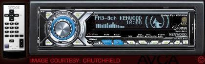 Kenwood KDCX759