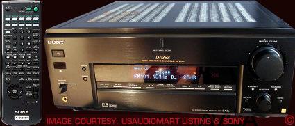 Sony STRDA3ES