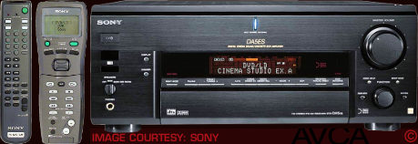 Sony STRDA5ES