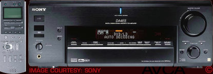 Sony STRDA4ES