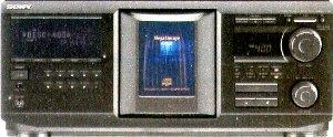 Sony CDPCX455