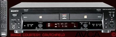 Sony RCDW10