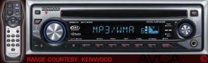Kenwood KDCMP235