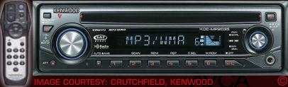 Kenwood KDCMP2035
