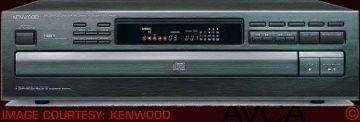 Kenwood DPR4430