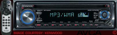 Kenwood KDCMP238
