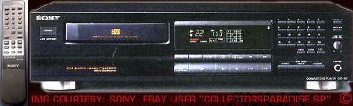 Sony CDP511