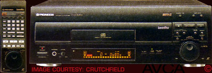 Pioneer CLDD703