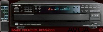 Kenwood DPR6080