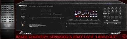 Kenwood DPM6620