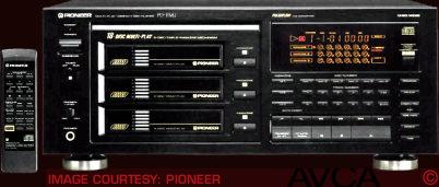 Pioneer PDTM2