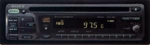 Sony CDX4160
