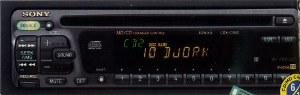 Sony CDXC560