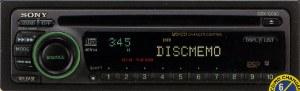 Sony CDXC660