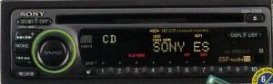 Sony CDXC760