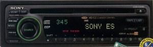 Sony CDXC860