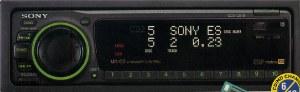 Sony CDXC910